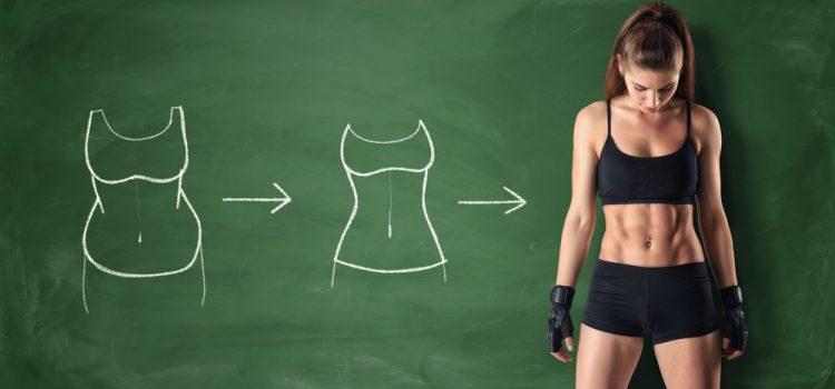 Comment changer votre graisse en muscle - CorpsFiit - Graisse, muscle, femme corps athlétique, ventre plat
