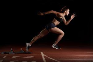 Le secret bien gardé pour commencer à perdre votre graisse - Sprint, sprinteuse femme sexy, corps athlétique femme – CORPSFIIT