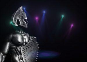 Fitness modèle, modèle fitness, athlète modèle, modèle athlète, spartan, spartiate,guerrier,soldat,antique,grecque,casque,militaire,gladiator,grèce,guerre,l'histoire,médiévale,bataille,arena,combats,lumières,protecteur,lutte contre le,sports,de remise en forme,l'homme,musculaire,ajustement,poitrine nue,pas de chemise,puissance,muscles,sexy,bouclier,torse nu,la force,beau,abs,hommes,pack de six,noir de remise en forme,noir d'entraînement,noir sport,de l'histoire des noirs,de guerre noir,black power,